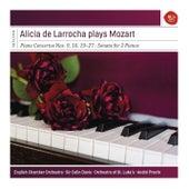 Alicia de Larrocha Plays Mozart von Alicia De Larrocha