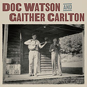 Doc Watson and Gaither Carlton by Doc Watson