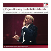Eugene Ormandy Conducts Shostakovich by Eugene Ormandy