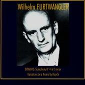 Wilhelm Furtwangler Conducts. Johannes Brahms by Wilhelm Furtwängler