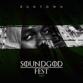 Soundgod Fest Vol.2 van Runtown