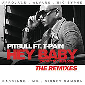 Hey Baby (Drop It To The Floor) - The Remixes EP de Pitbull