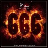 666 (Beats, Instrumentals Hip Hop) de Joker Beats