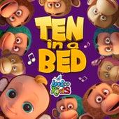 Ten in a Bed de LooLoo Kids