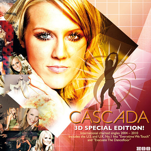 3D (Special Edition) by Cascada