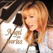 Angel on Ivories by Darlene Koldenhoven