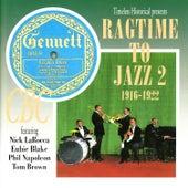 Ragtime to Jazz 2 1916 - 1922 de Various Artists