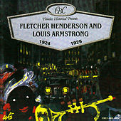Fletcher Henderson and Louis Armstrong 1924-1925 von Louis Armstrong