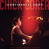 Continental Drift de Chick Corea