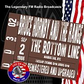 Legendary FM Broadcasts - The Bottom Line Manhattan NYC 2nd September 1986 by Bruce Hornsby