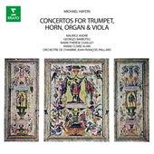 M. Haydn: Concertos for Trumpet, Horn, Organ & Viola de Jean-François Paillard