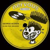 Alone (feat. Malwand) von George Acosta
