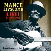 Live! - At The Cabale by Mance Lipscomb