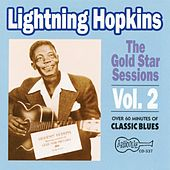 The Gold Star Sessions - Vol. 2 by Lightnin' Hopkins