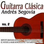 Guirtarra Clasica Vol.2 de Andres Segovia