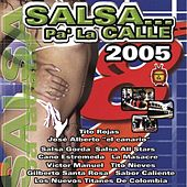 Salsa Pa'La Calle 2005 de Various Artists