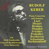 Rudolf Kerer, Vol. 1: Piano Concertos & Sonatas by Rudolf Kerer