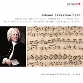 J.S. Bach: Keyboard Works by Konstanze Eickhorst
