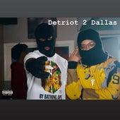 Detroit 2 Dallas von Kushpack Cris