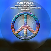 Piece Of Your Heart (Various Reggaeton Instrumental Versions) von Kar Vogue