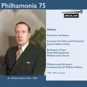 Philharmonia 75 Sir William Walton by Sir William Walton