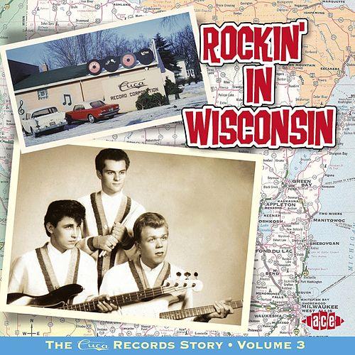Rockin' In Wisconsin: The Cuca Records Story Vol 3 de Various Artists