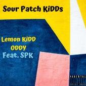Sour Patch KiDDs de Lemon Kidd Oddy