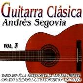 Guirtarra Clasica Vol.3 de Andres Segovia