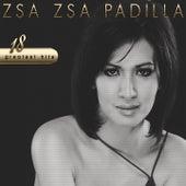 Zsa Zsa Padilla 18 Greatest Hits by Zsa Zsa Padilla