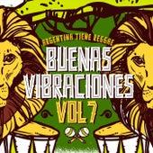 Buenas Vibraciones, Vol. 7 de Various Artists