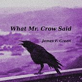 What Mr. Crow Said by James