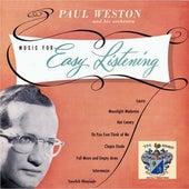Easy Listening de Paul  Weston