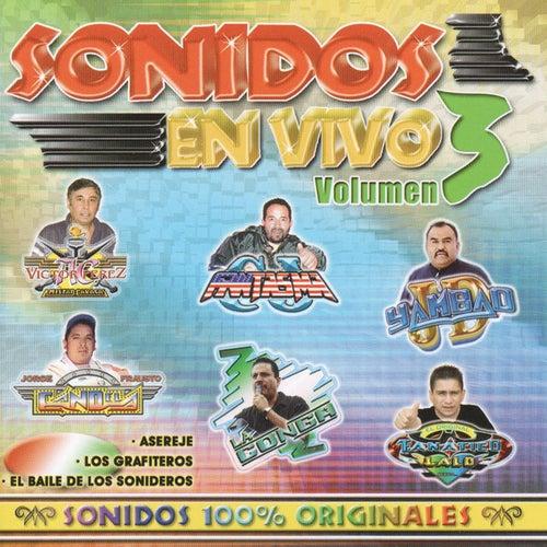 Sonido En Vivo Vol. 3 by Various Artists