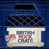 British Rock Crate by Various Artists