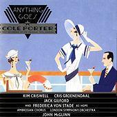 Anything Goes - Porter by John McGlinn
