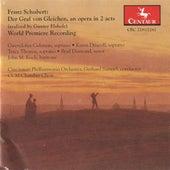 Schubert: Der Graf von Gleichen by Various Artists