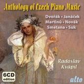 Czech Piano Anthology by Radoslav Kvapil