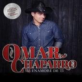 Me enamoré de ti by Omar Chaparro