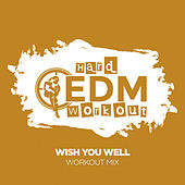 Wish You Well by Hard EDM Workout