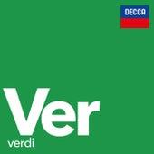 Verdi von Giuseppe Verdi