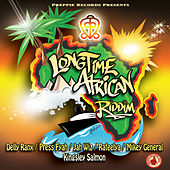 Longtime African Riddim by Various Artists