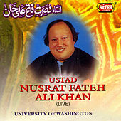 University Of Washington (Live) von Nusrat Fateh Ali Khan
