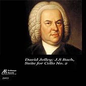 David Jolley: J.S Bach, Suite for Cello No. 2 de David Jolley