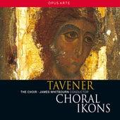 Tavener: Choral Ikons by James Whitbourn