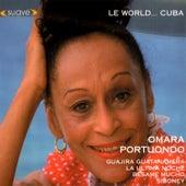 Le World... Cuba de Omara Portuondo