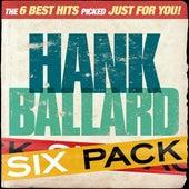 Six Pack - Hank Ballard - EP by Hank Ballard