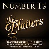 Number 1's - The Platters - EP de The Platters