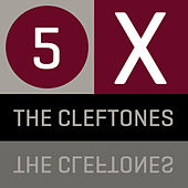 5 x The Cleftones von The Cleftones