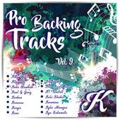 Pro Backing Tracks K, Vol.9 by Pop Music Workshop