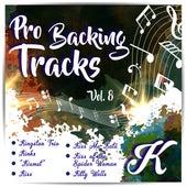Pro Backing Tracks K, Vol.8 by Pop Music Workshop